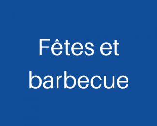 Fêtes et barbecue